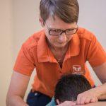 Massageterapi/NMT behandling av skuldran